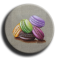 Aimant Macaron - rond 78