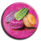 Aimant rond 5 - Macaron