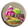 Badge rond 1 - Gourmandises