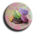 Tirette rond 60 - Macarons