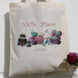 Tote Bag 100% Plaisir