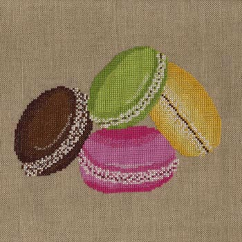 broderie macaron 2