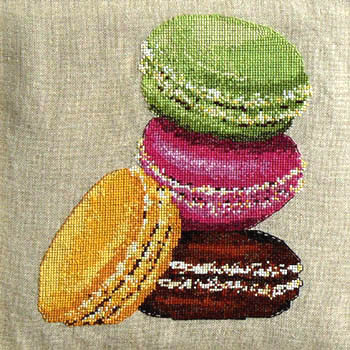 broderie macaron 3