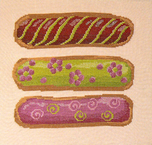 broderie eclairs